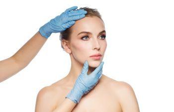 Facial Examination for Procedures